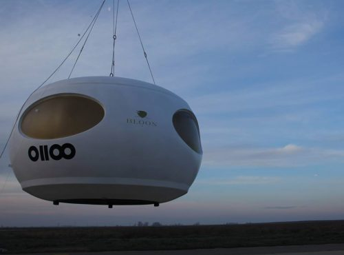 Bloon, Zero2Infinity's pod for Space Tourism