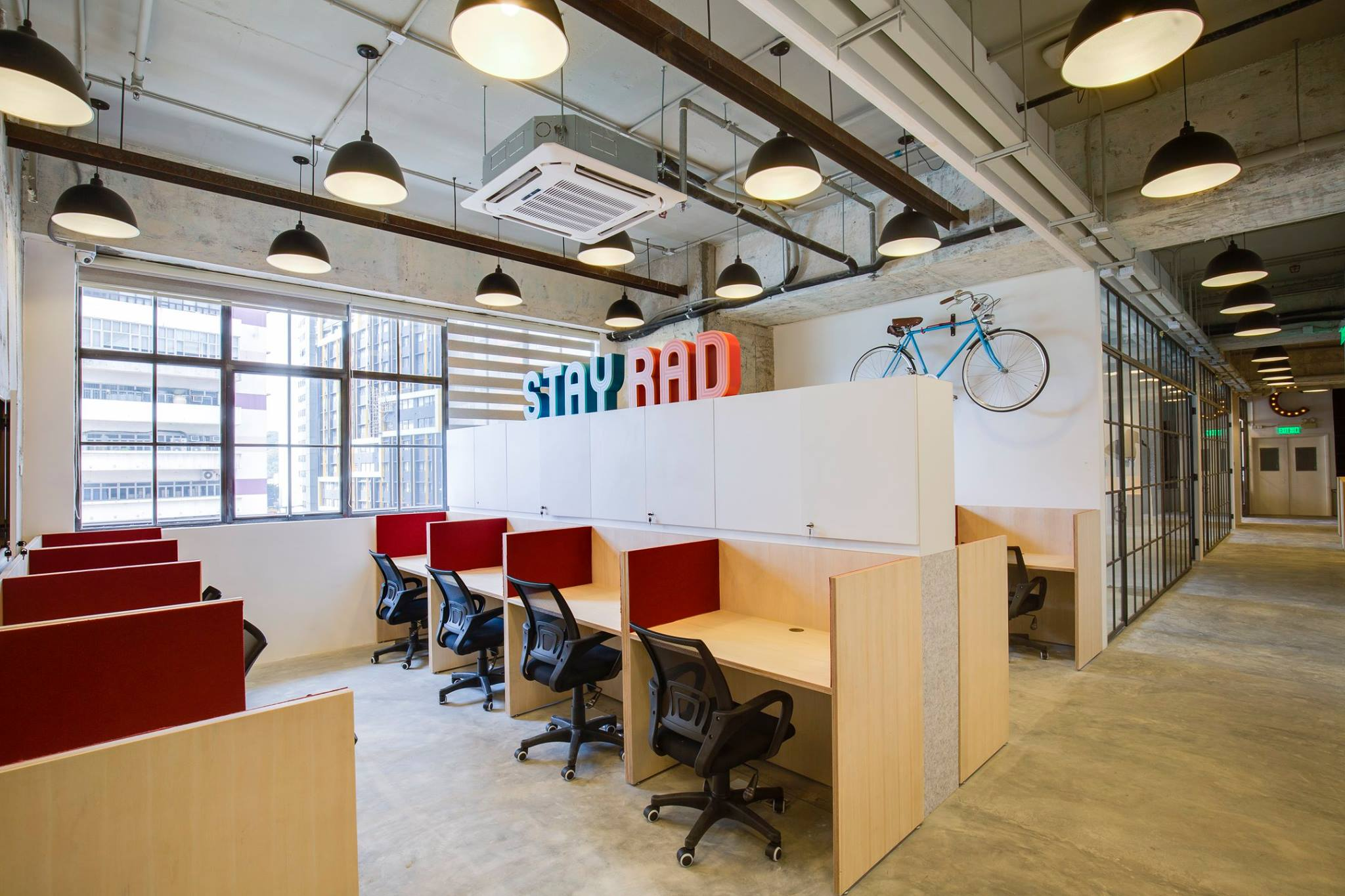 CAMPFIRE.WORK: PROVIDING CO-WORKING SPACES TO STARTUPS IN HONG KONG