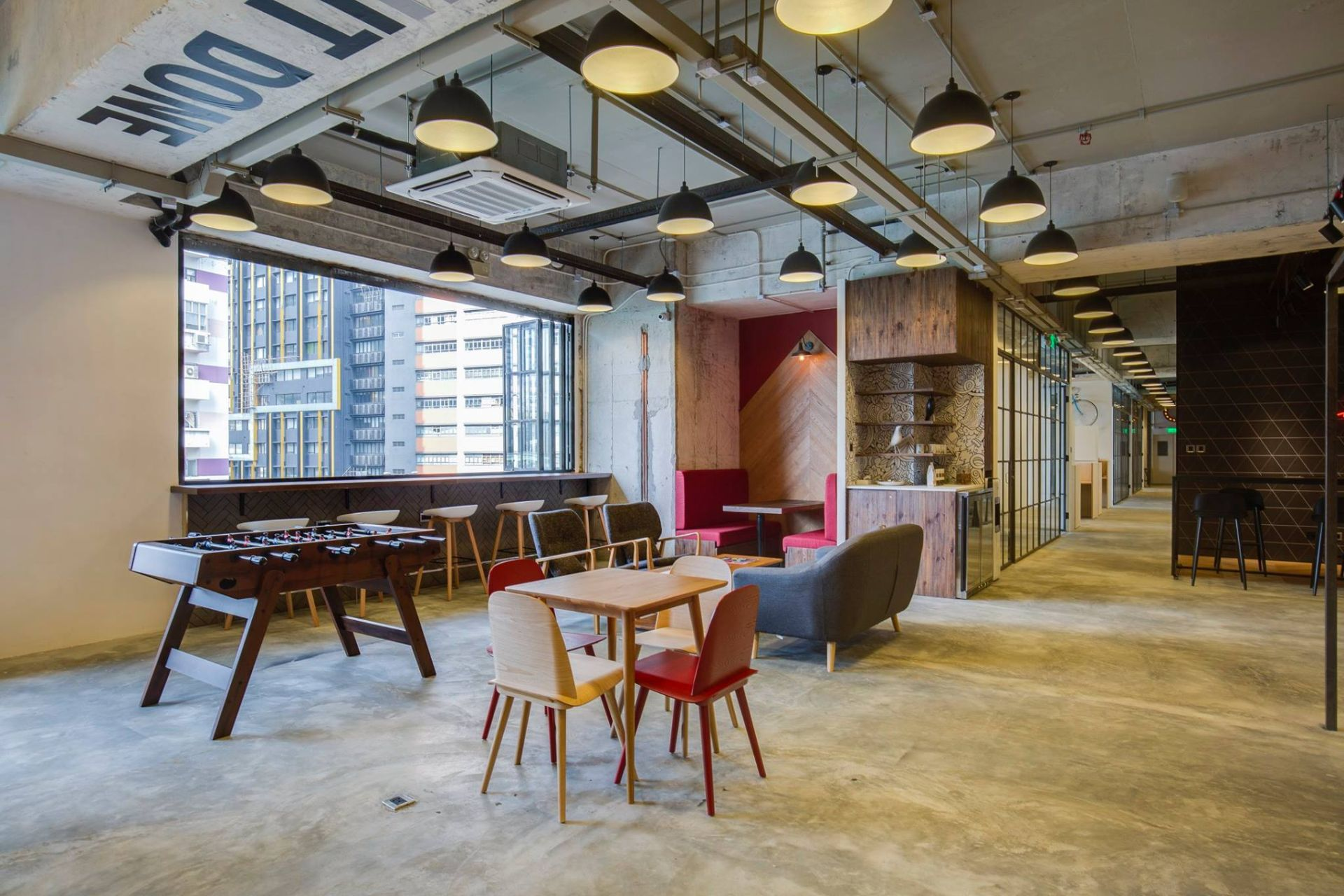 CAMPFIRE.WORK: PROVIDING COWORKING SPACES TO STARTUPS IN HONG KONG