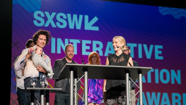 SXSW Interactive Innovation Awards